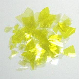 Vensterglas confetti